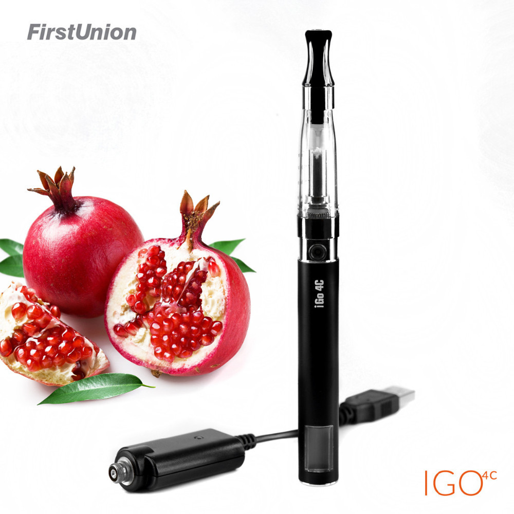 Buy electronic shisha igo4c e cigarette refillable smart LCD display hookah e shisha pen paypal