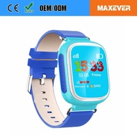 1.44 Inch Color Screen Q60 Kids GPS Wrist Watch GPS Tracking Device for Kids