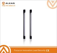 ABI exterior IR 100MOutdoor safety triple 3 beams Active Infrared Detector barrier For Garage School Door Alarm System
