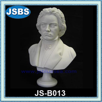 Hand Carved Marble Bust Beethoven