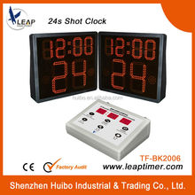 basketball scoring device/ <strong>LED</strong> <strong>display</strong>/ one side shot clock/ best sellers