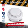 Home Security Smoke Senor Alarm For