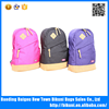 China Wholesale Low Cost Custome Logo Nylon School Backpack Bag Travel Backpack