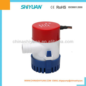 Fully Automatic 550 Submersible 12volt DC with 75CM cable.