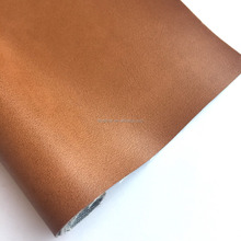 Two Tone Effect PU Leather Fabric for Shoes Pads Handbags Bags Handles Table Cover