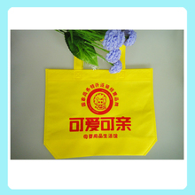 Promotional Printing Recycled Eco Grocery PP Non Woven Bag