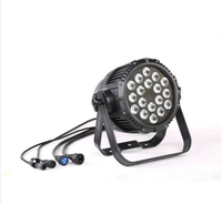 2016 most popular 18*10w RGBWAUV Led Par Zoom Stage Light