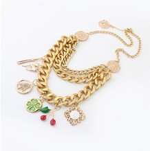 98060 women Jewelry necklace collar