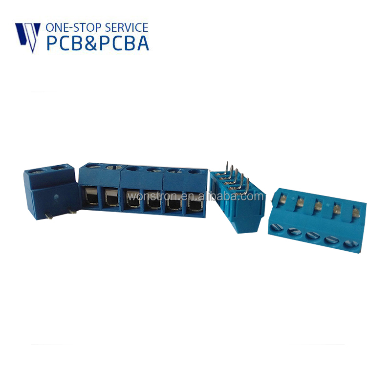 China supplier double-deck terminal block