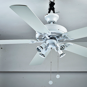 High Quality remote control ceiling fan with light modern led lights