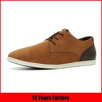 Dongguan 13 years factory made new design fashion man casual shoe