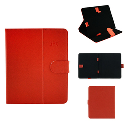 Red High Quality Universal 8 inch leather Case in Store for Nokia N1 for Prestigio MultiPad 4 PMP7380D