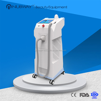 Strong Power !!! Professional Effective Painfree and Permanent depilator diode laser hair removal system