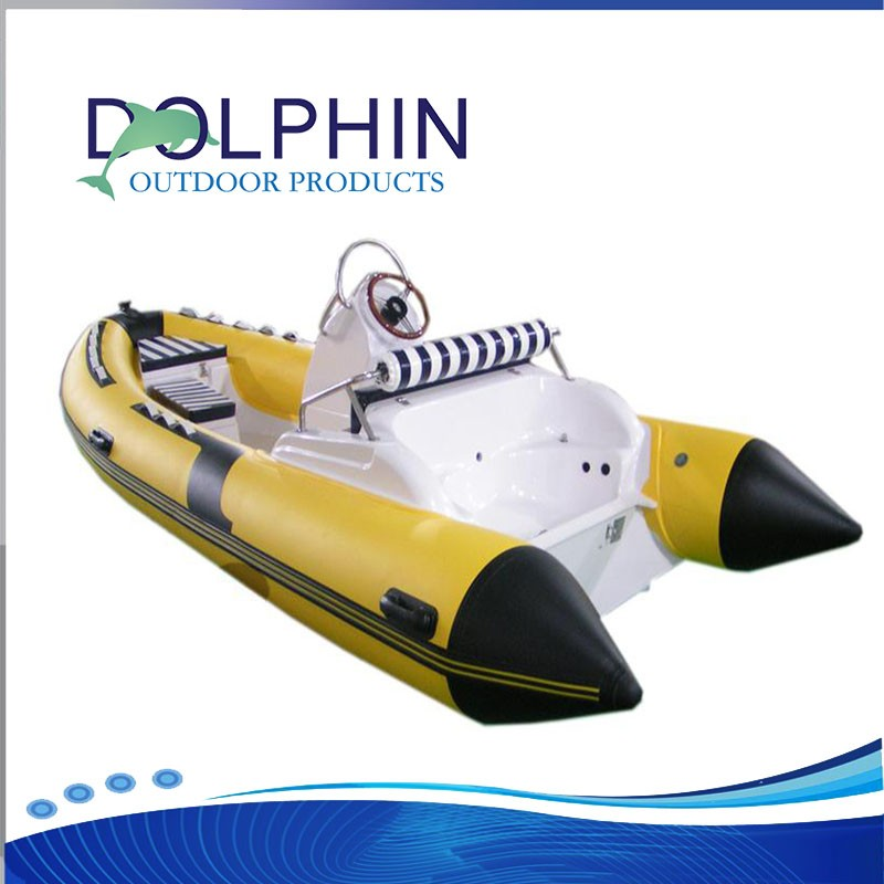 cheap Commercial Rubber rafting boat