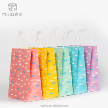 OEM Decorative Wholesale Party Gift Paper Bags For Clothes
