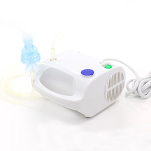 Mini baby inhalator medical low noise piston compressor nebulizer