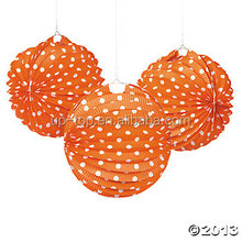 Promotional gifts paper crafts lanterns for Children's day decoration
