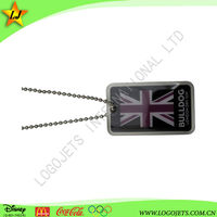 Fashion accessory dog tag