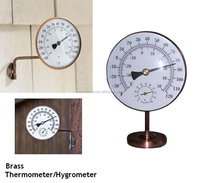 decorative small round bimetal thermometer wholesale