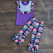 persnickety childrens boutique clothing sets sleeveless t shirts with capris set remake design outfits