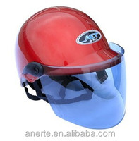 Anerte cheap popular safe half face moto helmet B-301 helmet motorcycle industrial safety helmet