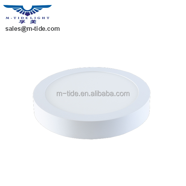 HOT sales 24W RA>80 85lm/W ultra thin dimmable surface mounted led ceiling light