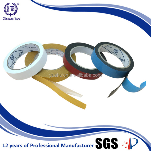 Paper Tape Double Face Adhesive Tape Tissue Tape