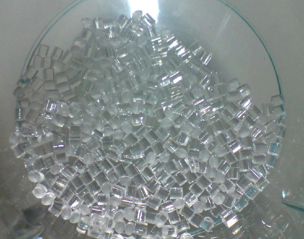 General grade PMMA Granules for extrusion molding / High liquidity rate Acrylic material transparent PMMA