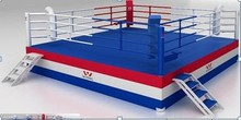 High quality boxing competition ring for competition or training 2305A1
