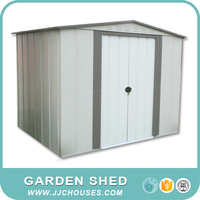 2016 new motorcycle sheds,steel garden shed in iron disassembled,factory price metal shed kit