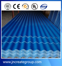 metal corrugated steel roofing sheet with many colors
