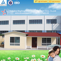 2 bedrooms prefabricated house china modern cheap prefab homes for sale modular home