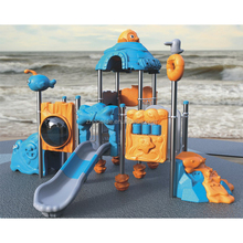 new arrived Commercial kids garden toys Outdoor Playground for children