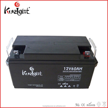 Good battery charger 12v 60ah valve regulated lead acid batteries
