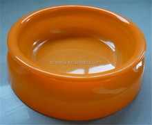 High quality Slow feed fancy plastic dog bowls and feeders
