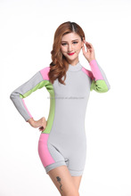 Diving suits for women
