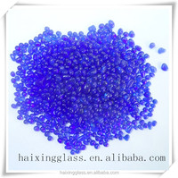 1-3mm many color glass beads for swimming pool