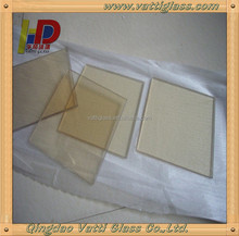 What is vitro indoor ceramic heat resistant fireplaces glass panel gas stove