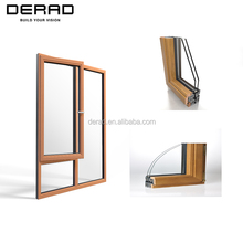 2017 High Quality Aluminium Timber Windows