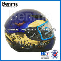 ECE motorcycle helmet,double visor helmet for motorcycle,safe with high quality and reasonable price