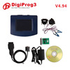 Digiprog V4.94 Odometer Programmer OBD2 Mileage Programmer Tool could change car mileage meter
