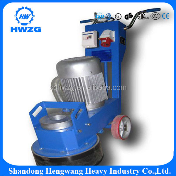 Multifunctional portable wood floor sander stone floor cleaning polishing machine