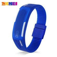 china supplier provide waterproof kids slap bracelet watch