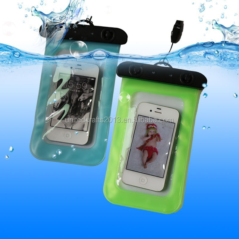 Universal Water Proof PVC smartphone mobile phone case waterproof pouch