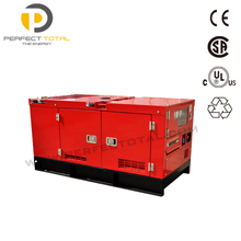 15kva Single Phase Silent Diesel Generators with Laidong engine