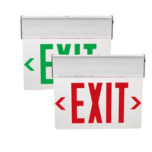 American /Canada UL standard Fire emergency led exit sign board 3hours