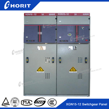 12kv indoor ring main unit xgn15-12 switchgear cubic