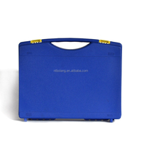 [Factory outlets]Professional blow molding tool box/plastic box/metal toolbox