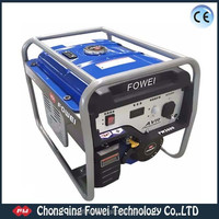 Strong Power Gas Engine Easy Carry Gasoline Generator With Strong Frame