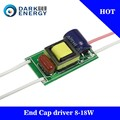 dark energy driver AC220v high PF Non-isolated 8-18w led driver supply